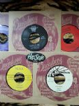 45Re✦RARE 50s ROCKABILLY LOT OF 5 REPROS✦ Fantastic Collector Unplayed Records!♫